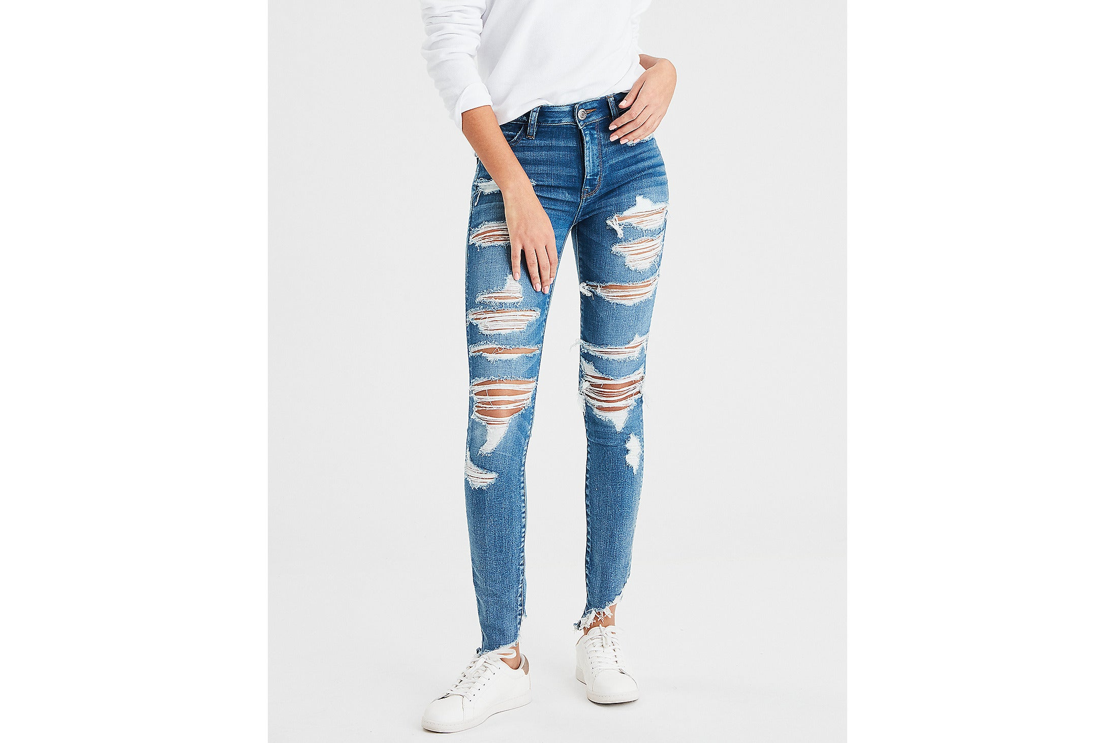 Fall Jeans Trends Lycra American Eagle