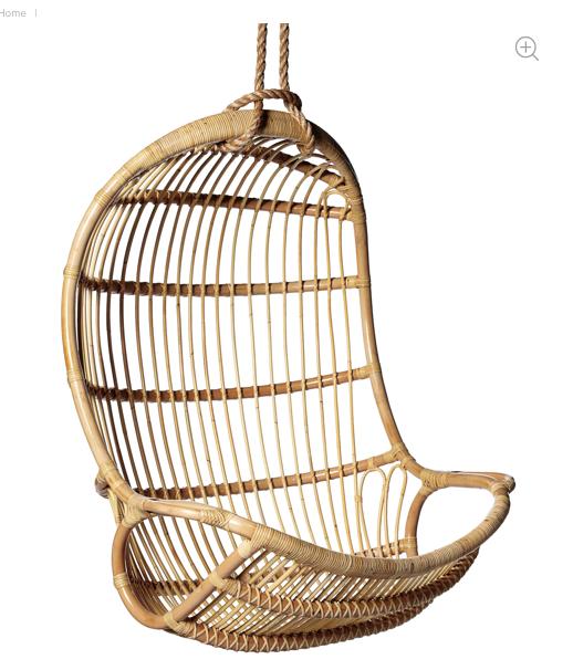 Hanging Rattan Chair