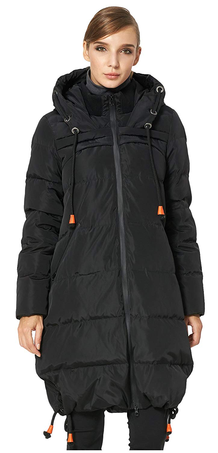 The Viral UES Mom Orolay Coat & Similar Amazon Jackets