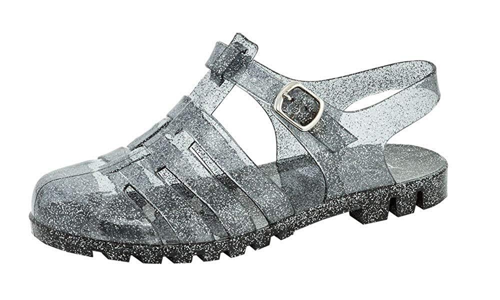 Rasolli T Strap Jelly Sandals