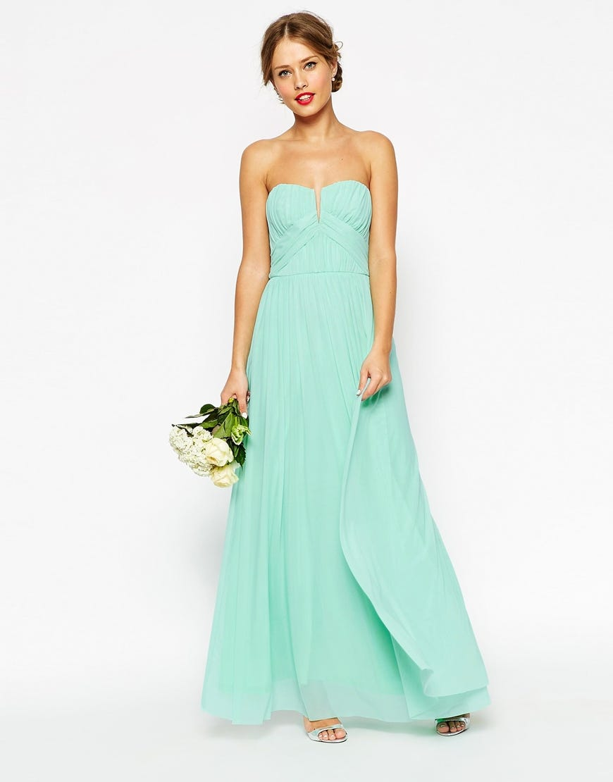 f66ff70cbf6d4 ASOS Launches Bridesmaid Line, Solves Your Group-Dressing Problems