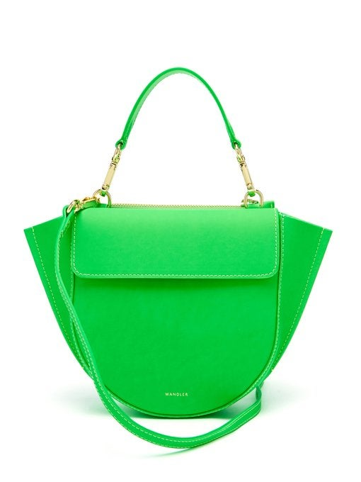9dd47710f Wandler + Hortensia mini cross-body bag