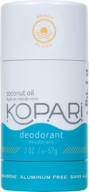 Coconut Beach Deodorant